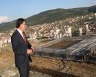 Yusuf Başer, Yozgat Kadın Termal Aquapark inşaatını inceledi!