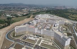 Bursa Şehir Hastanesi ne zaman açılacak 2019?