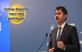Murat Kurum: 1 milyon 500 bin konutumuzu dönüştüreceğiz!