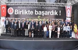 Girne Belediyesi'nin yeni hizmet binası açıldı!