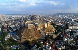 Gaziantep'te 5.6 milyon TL'ye icradan satılık depo!