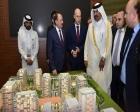 Türk şirketleri Katar'a çıkarma yaptı!