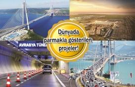 Türkiye son 10 yılda 6 mega projeye imza attı!