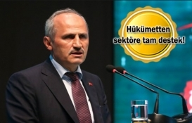 Cahit Turhan: Müteahhitlik hizmetleri ihracatı arttı!
