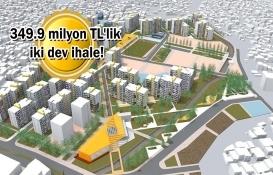 İzmir Örnekköy 2.Etap ve 3. Etap kentsel dönüşüm projeleri ihaleye çıkıyor!