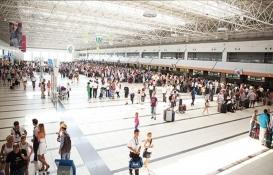 Antalya Havalimanı ek yatırım için ihaleye çıkıyor!
