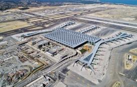 İstanbul Havalimanı mega aktarma merkezi olacak!