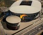 Türk Telekom Stadyumu'nun yanına spor salonu yapılacak!