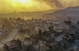 Manavgat'ta yanan konutlar yöresel mimariye uygun inşa edilecek!
