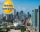Türk inşaat yatırımcıları Miami'de konut üretiyor!