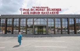 Atatürk Havalimanı'ndaki sahra hastanesine ilişkin araştırma önergesi verildi!