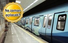 Dudullu Bostancı Metro Hattı'nda çalışmalar ne durumda?