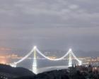 İzmit Körfez Geçiş Köprüsü inşaat çalışmaları hızla sürüyor!