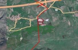 Bolu'da 9.3 milyon TL'ye icradan satılık fabrika binası ve tesis!