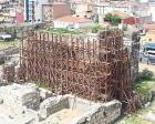 Agora Antik Kenti'nde restorasyon başladı!