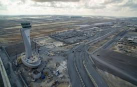 Yeni havalimanının ulaşım ihalesi salı günü yapılacak!
