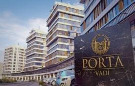 Porta Vadi'nin yüzde 80'i satıldı!