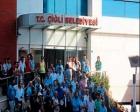 Çiğli'de kentsel dönüşüm eylemi yapıldı!