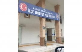 Kemer Emniyet Müdürlüğü, Göynük'teki yeni binasına taşındı!