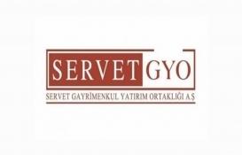 Servet GYO'dan ilk 3 ayda 51 milyon TL'lik satış!