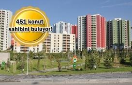 TOKİ Ankara Yenimahalle kura çekilişi bugün!