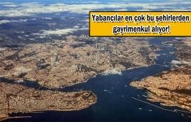 Yabancılar Türkiye'de gayrimenkul yatırımlarını artırdı!