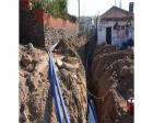 Manisa'da içme suyu hattı yenileme çalışmaları sürüyor!