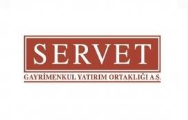 Servet GYO'nun 2020 yılı 3. çeyrek faaliyet raporu!