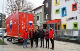 RE/MAX Türkiye'den lösemili çocukları sevindiren proje!