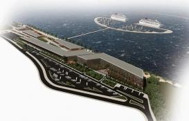 Antalya Kurvaziyer ve Yat Limanı Projesi'ne Maya Holding talip!