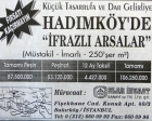 1994 yılında Hadımköy'de 87.500.00 liraya arsa!