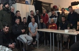 Makedonya'da kalan 26 Türk inşaat işçisi yardım istedi!