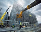 Türkiye'de inşaat sektörü büyüyor!