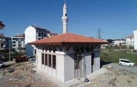 Ordu Hz. Bilal Cami'nin inşaatında sona gelindi!