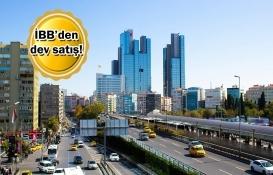 İBB, Mecidiyeköy'deki arsasını 473 milyon TL'ye sattı!