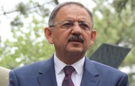Mehmet Özhaseki: Güneydoğu'da konut teslimleri devam ediyor!