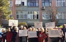 Zeytinburnu'ndaki İETT sitesinde kentsel dönüşüm tartışması!