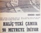 1972 yılında Haliç Köprüsü'nün temel çalışmalarına başlanmış!