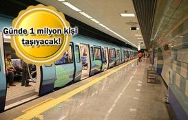 Kabataş-Mecidiyeköy-Mahmutbey metrosu ne zaman açılacak?