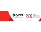 10. AVM Yatırımları Konferansı 1 Mart'ta!