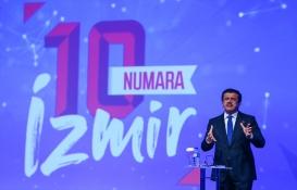 Nihat Zeybekci İzmir için hazırladığı projelerini tanıttı!