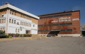 Türkiye Şeker Fabrikaları, Kahramanmaraş'taki gayrimenkulleri kiralıyor!