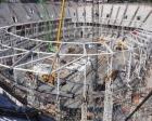 Vodafone Arena'nın çatı iskeleti için çalışmalar başladı!