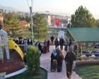 Karabük'te kent merkezine lunapark yapım çalışması başladı!
