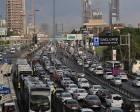 İstanbul trafiğinde bayram yoğunluğu başladı!