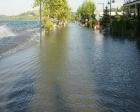 Sapanca Gölü'nde su seviyesi arttı!