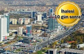 İller Bankası Ankara'daki 11 arsayı satıyor!