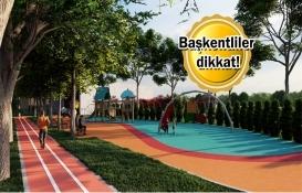 Ankara Keçiören Millet Bahçesi'nin ihalesi 3 Kasım'a ertelendi!