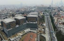 Okmeydanı Eğitim ve Araştırma Hastanesi yenileniyor!