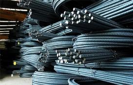 Demir-çelik ithalatına yüzde